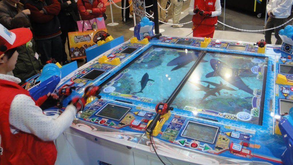 เกมตู้ตกปลา Nintendo2