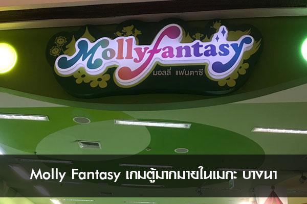 Molly Fantasy เกมตู้มากมายในเมกะบางนา