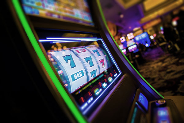 เกมตู้สล็อต ตู้สล็อตแมชชีน (slot Machine) 3