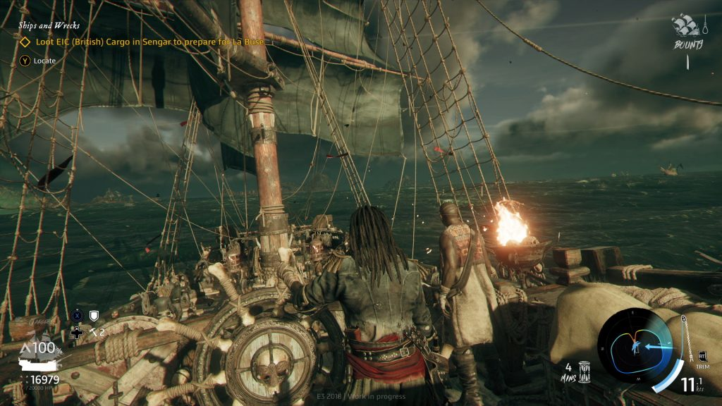 ออกไปผจญภัยบนท้องทะเลและตามหาสมบัติกับเหล่าโจรสลัด Skull & Bones