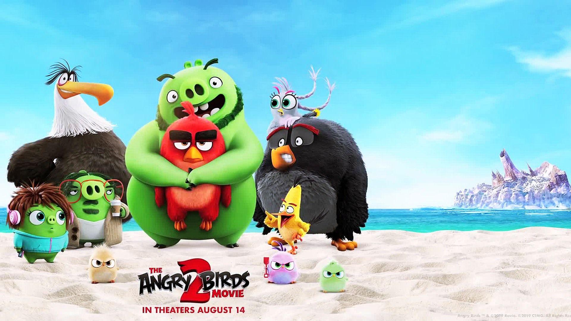The Angry Birds Movie 2 (2019) น้องนกกับหมูเขียวร่วมมือ