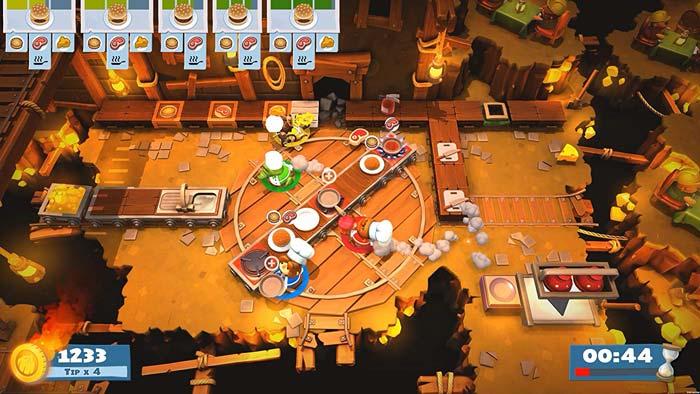 รีวิวเกม Overcooked! 2 เกมที่ได้รับการยืนยันแล้วว่า เป็นเกมหัวร้อน เกมที่เล่นกับเพื่อนแล้วต้องปวดหัว คีบตุ๊กตา เกมตู้ เกมอาร์เคด ตู้คีบตุ๊กตา โมเดล ตู้คีบ Stream Overcooked! 2