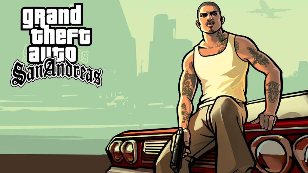 รีวิวเกม Android :: Grand Theft Auto: San Andreas มาเล่น GTA บนมือถือกัน คีบตุ๊กตา เกมตู้ เกมอาร์เคด ตู้คีบตุ๊กตา โมเดล ตู้คีบ เล่นGTAบนมือถือ