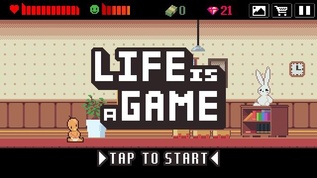 รีวิวเกม IOS :: 'Life is a Game' เกมจำลองสถานการณ์ตั้งแต่เกิดจนตาย คีบตุ๊กตา เกมตู้ เกมอาร์เคด ตู้คีบตุ๊กตา โมเดล ตู้คีบ เกมมือถือ Life is a Game