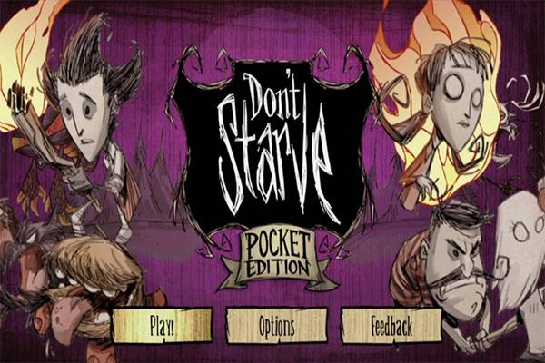 รีวิวเกมมือถือ Don't Starve : Pocket Edition เกมเอาชีวิตรอดสุดโหด