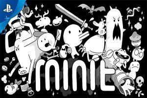 รีวิวเกม IPhone :: Minit เกม RPG ที่คุณต้องติดใจ คีบตุ๊กตา เกมตู้ เกมอาร์เคด ตู้คีบตุ๊กตา โมเดล ตู้คีบ เกมมือถือ Minit