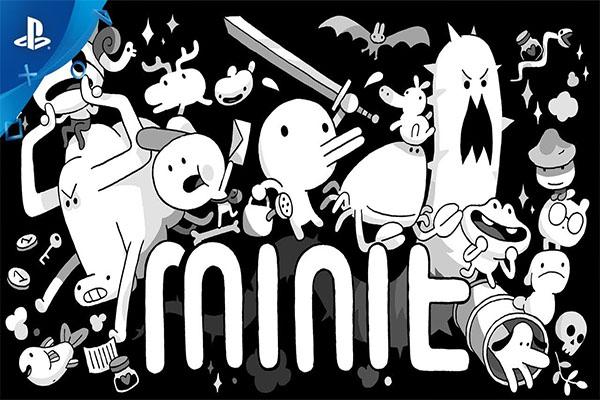 รีวิวเกม IPhone :: Minit เกม RPG ที่คุณต้องติดใจ