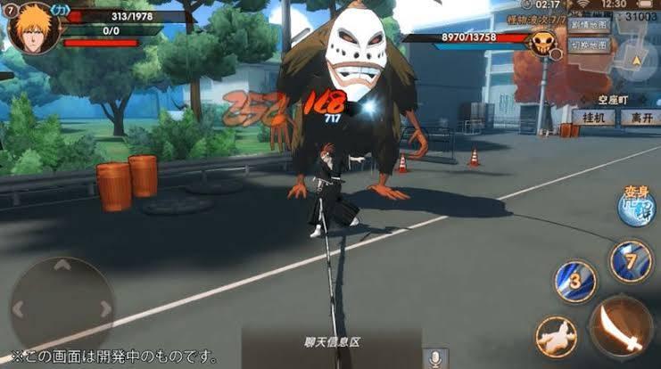 เกมมือถือน่าเล่น Bleach mobile 3D คีบตุ๊กตา เกมตู้ เกมอาร์เคด ตู้คีบตุ๊กตา โมเดล ตู้คีบ Review Game เกมมือถือ Bleach mobile 3D