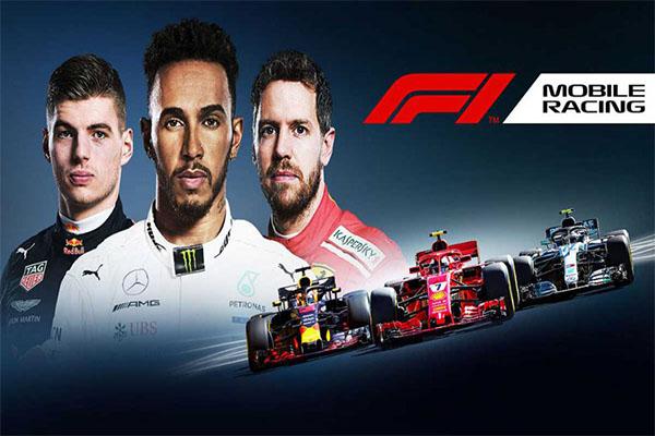 F1 Mobile Racing โคตรซิ่งฟอร์มูร่าวัน