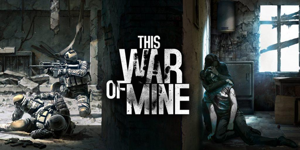This War Of Mine เกมเอาชีวิตรอดท่ามกลางสงคราม คีบตุ๊กตา เกมตู้ เกมอาร์เคด ตู้คีบตุ๊กตา โมเดล ตู้คีบ ReviewGame ThisWarOfMine