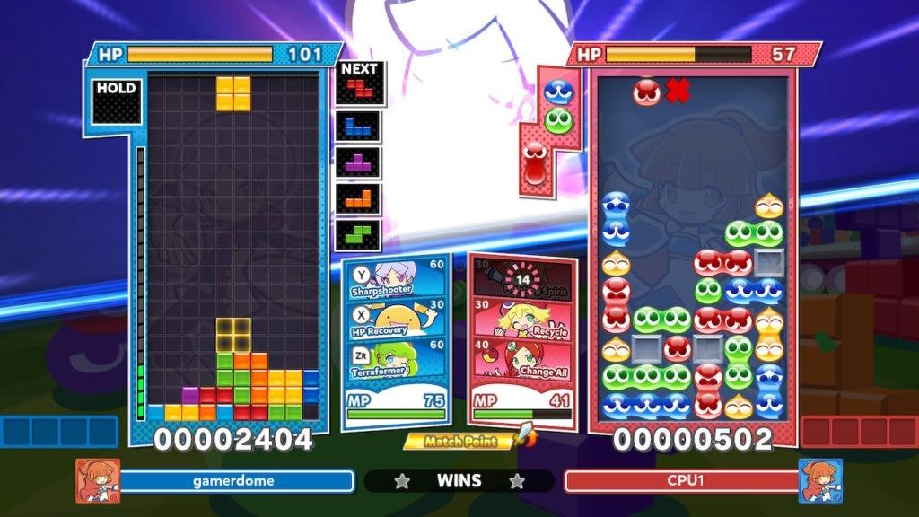 เกมต่อบล็อกสุดน่ารัก Puyo Puyo Tetris 2 คีบตุ๊กตา เกมตู้ เกมอาร์เคด ตู้คีบตุ๊กตา โมเดล ตู้คีบ ReviewGame PuyoPuyoTetris2