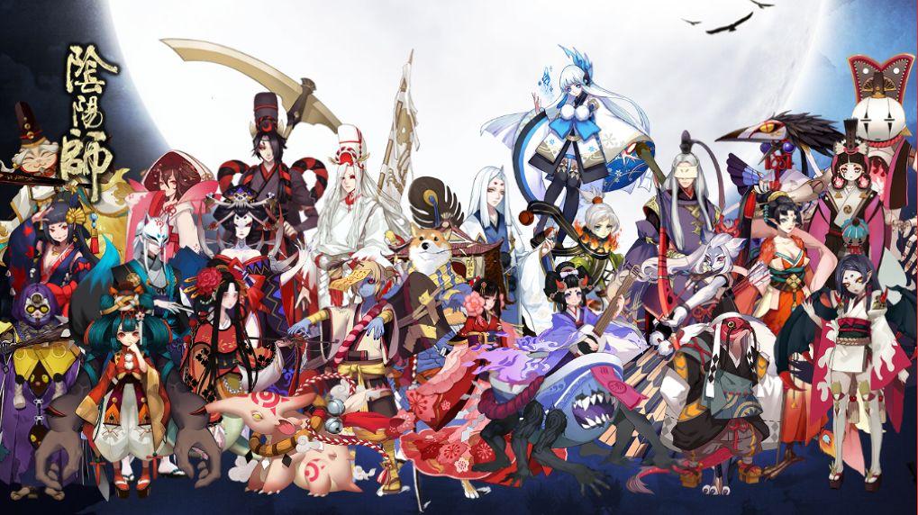 Onmyoji องเมียวจิ เกมกาชาปีศาจญี่ปุ่น คีบตุ๊กตา เกมตู้ เกมอาร์เคด ตู้คีบตุ๊กตา โมเดล ตู้คีบ ReviewGame Onmyoji