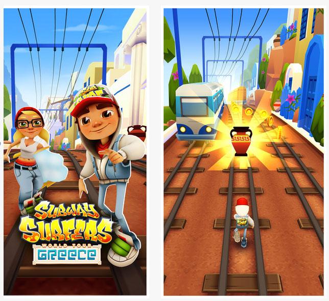 เกม Subway Surfers ไล่ล่าท้าพิสูจน์ คีบตุ๊กตา เกมตู้ เกมอาร์เคด ตู้คีบตุ๊กตา โมเดล ตู้คีบ ReviewGame SubwaySurfers