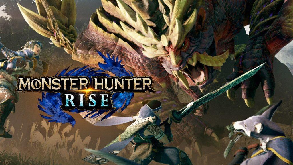Nintendo Switch รีวิว Monster Hunter Rise คีบตุ๊กตา เกมตู้ เกมอาร์เคด ตู้คีบตุ๊กตา โมเดล ตู้คีบ ReviewGame NintendoSwitch MonsterHunterRise