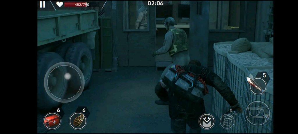 เกมมือถือแนวซอมบี้ ผู้รอดชีวิต:ยิงซอมบี้ คีบตุ๊กตา เกมตู้เกมอาร์เคดตู้คีบตุ๊กตาโมเดลตู้คีบ ReviewGame ผู้รอดชีวิต