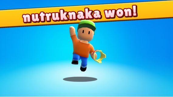 เทคนิคการเล่น Stumble Guys สำหรับมือใหม่ คีบตุ๊กตา เกมตู้เกมอาร์เคดตู้คีบตุ๊กตาโมเดลตู้คีบ ReviewGame StumbleGuys