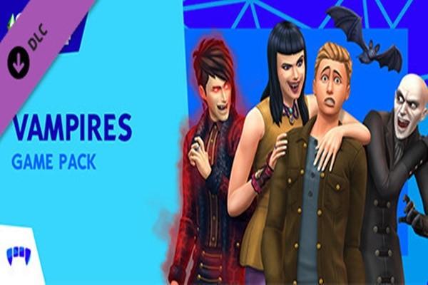The Sims 4 Vampires เกมแนว Simulation ที่จะทำให้เราได้สมบทบาทเป็นแวมไพร์ คีบตุ๊กตา เกมตู้เกมอาร์เคดตู้คีบตุ๊กตาโมเดลตู้คีบ ReviewGame TheSims4Vampires