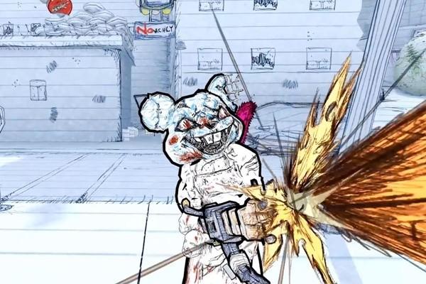 Drawn To Death เกมงานภาพสุดแนวที่มอบความสนุกสนานให้กับคุณแบบเมามันส์ คีบตุ๊กตา เกมตู้เกมอาร์เคดตู้คีบตุ๊กตาโมเดลตู้คีบ ReviewGame DrawnToDeath